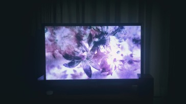 Inspiring visionary Shin Kikuchi focused on development of the re-qualia DVD. [1]